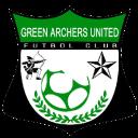 Green Archers United Logo